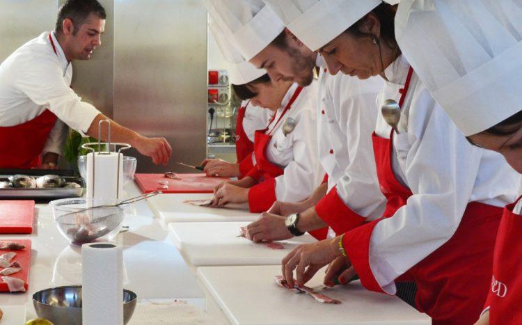 classe corso cuoco professionale