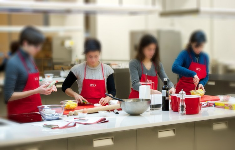 corso di cucina amatoriale red academy