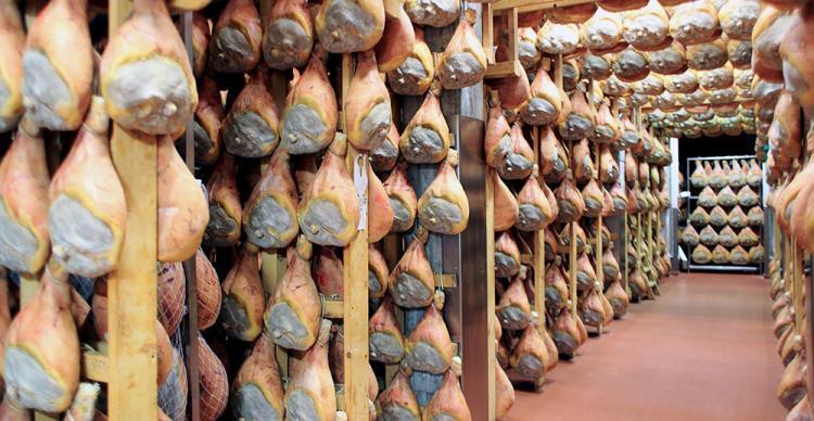 Prosciutto-di-Parma-stagionatura