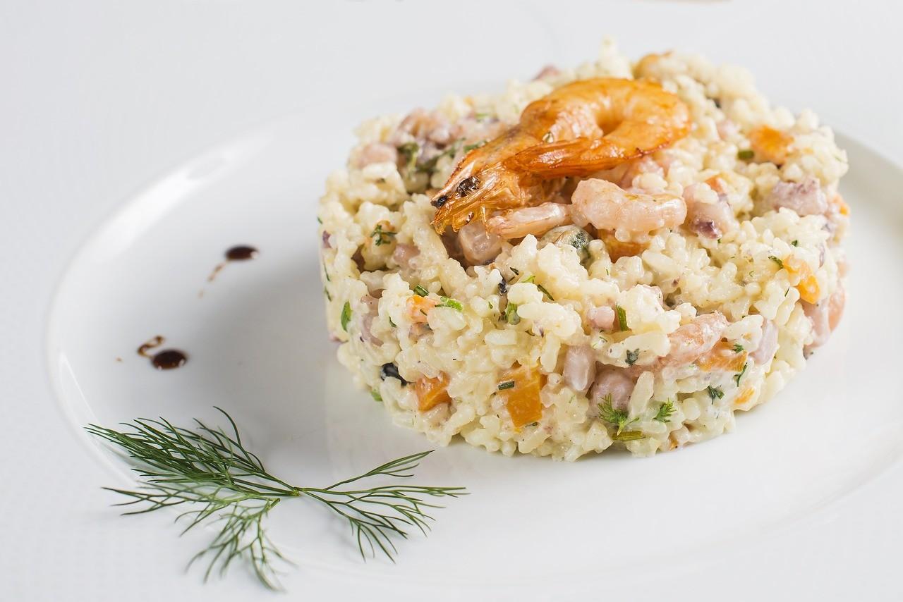 ricetta dieta di riso cotto