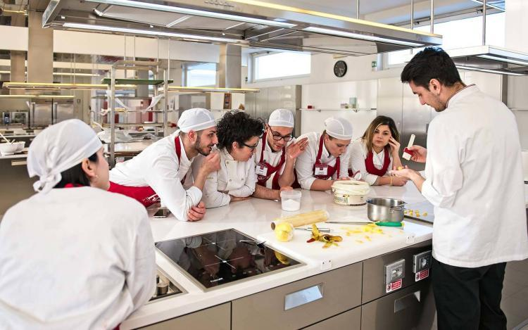 Briefing tra futuri chef