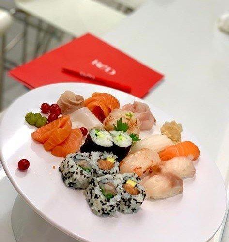 Corso Sushi Red Academy