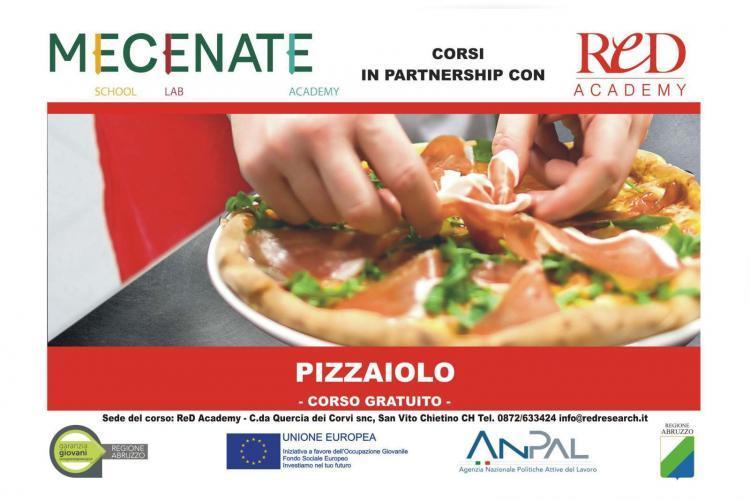 Corsi Di Cucina In Programma Red Academy