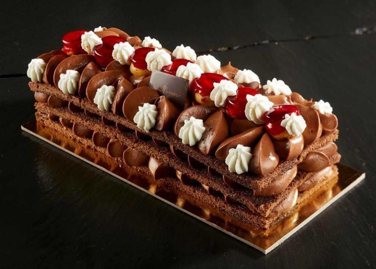 trinchetto al cioccolato di Iginio Massari